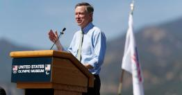 A 2020 opponent of Donald Trump, John Hickenlooper